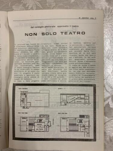 """""""El Ciacolòn"""" - Aprile 1987"""