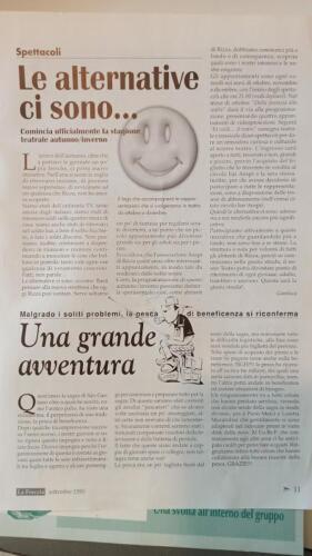 La freccia anno 2 n 3 settembre 1995